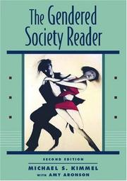 Cover of: The Gendered Society Reader | Amy Aronson
