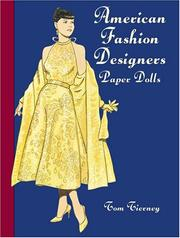 Cover of: American Fashion Designers Paper Dolls