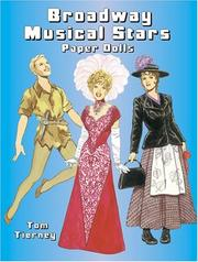 Cover of: Broadway Musical Stars Paper Dolls