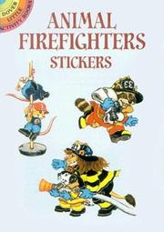 Cover of: Animal Firefighters Stickers