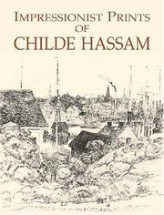 Cover of: Impressionist Prints of Childe Hassam
