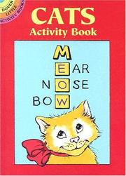 Cover of: Cats Activity Book