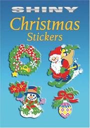 Cover of: Shiny Christmas Stickers