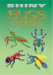 Cover of: Shiny Bugs Stickers | Nina Barbaresi