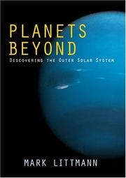 Cover of: Planets beyond