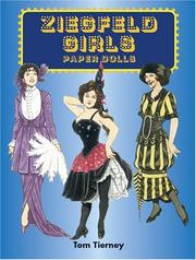 Cover of: Ziegfeld Girls Paper Dolls