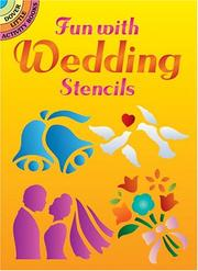 Cover of: Fun with Wedding Stencils