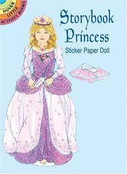 Cover of: Storybook Princess Sticker Paper Doll