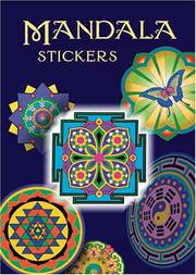 Cover of: Mandala Stickers