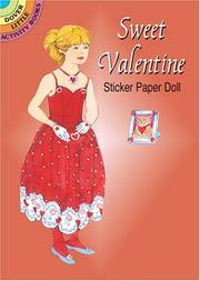 Cover of: Sweet Valentine Sticker Paper Doll