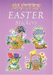 Cover of: Glitter Easter Stickers