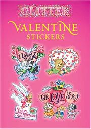 Cover of: Glitter Valentine Stickers