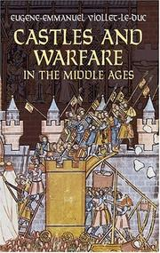 Cover of: Castles and Warfare in the Middle Ages