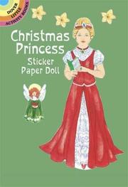 Cover of: Christmas Princess Sticker Paper Doll