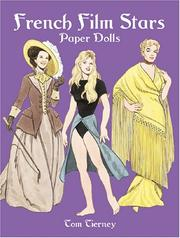 Cover of: French Film Stars Paper Dolls
