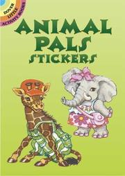 Cover of: Animal Pals Stickers