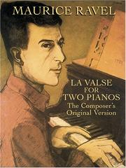 Cover of: La Valse for Two Pianos