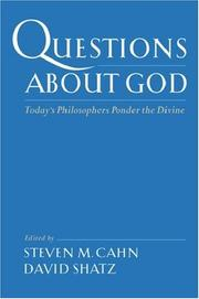 Cover of: Questions About God |