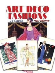 Cover of: Art Deco Fashions