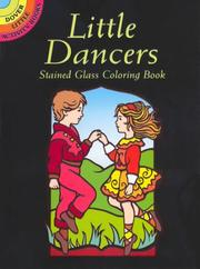 Cover of: Little Dancers Stained Glass Coloring Book
