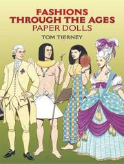 Cover of: Fashions Through the Ages Paper Dolls