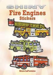 Shiny Fire Engines Stickers (Shiny)