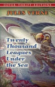 Cover of: Twenty thousand leagues under the sea by Jules Verne
