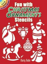 Cover of: Fun with Christmas Ornaments Stencils