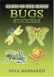 Cover of: Glow-in-the-Dark Bugs Stickers