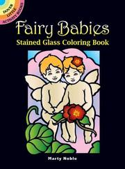 Cover of: Fairy Babies Stained Glass Coloring Book