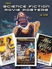Cover of: Classic Science Fiction Movie Posters