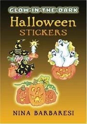 Cover of: Glow-in-the-Dark Halloween Stickers