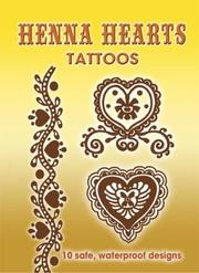 Cover of: Henna Hearts Tattoos