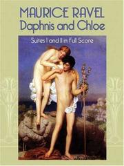 Cover of: Daphnis and Chloe