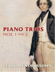 Cover of: Piano Trios Nos. 1 and 2