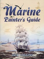 Cover of: Marine painter's guide