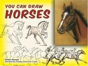 Cover of: You can draw horses