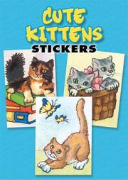 Cover of: Cute Kittens Stickers