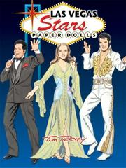 Cover of: Las Vegas Stars Paper Dolls