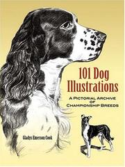 Cover of: 101 Dog Illustrations