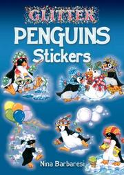 Cover of: Glitter Penguins Stickers