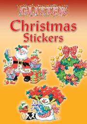 Cover of: Glitter Christmas Stickers