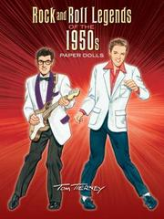 Cover of: Rock and Roll Legends of the 1950s Paper Dolls