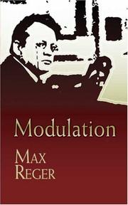 Cover of: Modulation