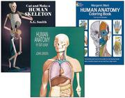 Cover of: Human Anatomy Activity Set | Dover Publications, Inc.