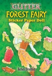 Cover of: Glitter Forest Fairy Sticker Paper Doll
