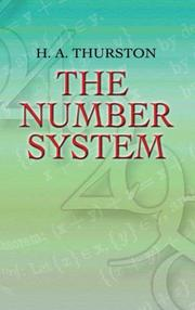 Cover of: The Number System