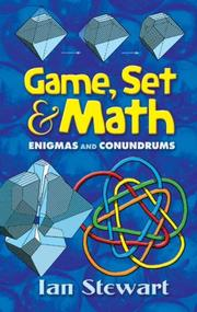 Cover of: Game, Set and Math