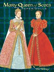 Cover of: Mary Queen of Scots Paper Dolls