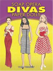 Cover of: Soap Opera Divas Paper Dolls